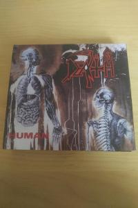 Death - Human - limitována edice 1119/2000