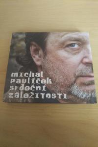 Michal Pavlíček - Srdeční záležitosti - 3 CD