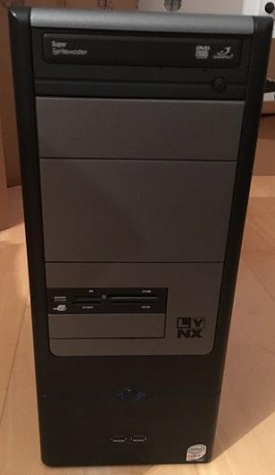 Počítač LYNX Core 2 Duo E4500 2.20 GHz