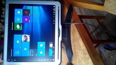 LCD monitor PHILIPS 190C -funkční- viz foto