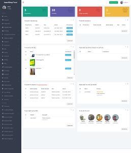 E-shop který je víceúčelový skript pro prodej produktů.