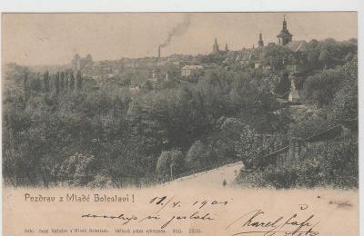 Mladá Boleslav 1901