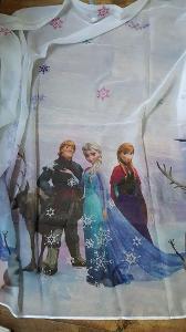 Záclona Frozen - rozměr 150 výška a 4 metry šířka + něco navíc