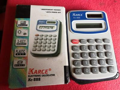 Kalkulačka KC-888 KARCE.... (10462)