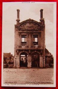 Stará pohlednice Béthune - okolo roku 1900 - Francie