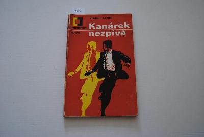 Kanárek nezpívá, autor Vladimír Landa