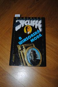 Wycliffe a Winsorská Modř, autor W. J. Burley AKCE !!!
