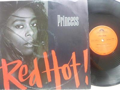 PRINCES Red Hot Extended Mix /Red Hot Dub Mix + Programmed To Love You