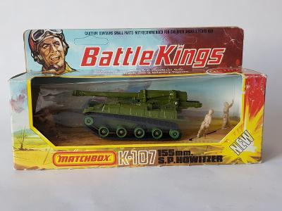 Matchbox Battle Kings K-107