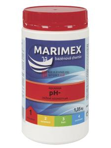 BAZÉNOVÁ CHEMIE MARIMEX PH- 1,35 KG