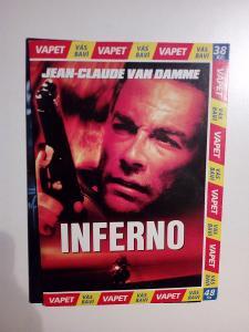 DVD, film Inferno