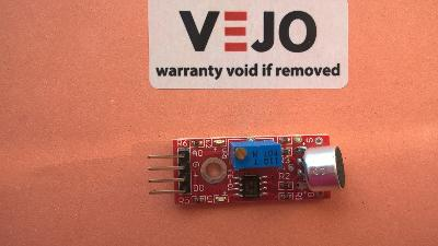 Senzor-detektor zvuku pro Arduino
