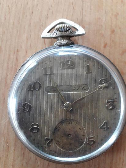 Staré kapesní hodinky  - Starožitnosti