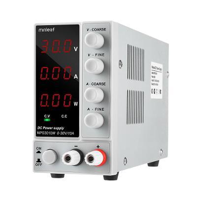 Laboratorní zdroj DC 0-30V 0-10A 300W