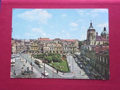 Havlíčkův Brod 1972 pohlednice