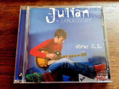 JULIAN ZÁHOROVSKÝ -  Obraz J.Z. - PRESS 2005