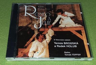 CD William Shakespeare - Romeo a Julie