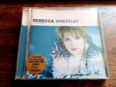 REBECCA WHEATLEY - Time Stands Still - 1 PRESS 2000