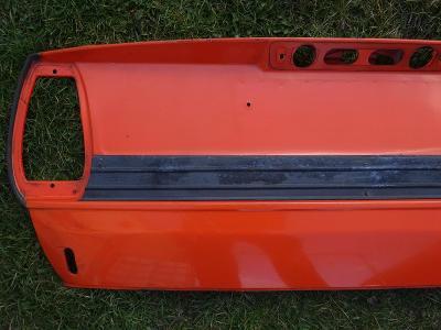 Zadní čelo na Škoda 105, Škoda 120 užovka - i zašlu