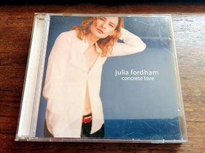 JULIA FORDHAM - Concrete Love - 1 PRESS 2002