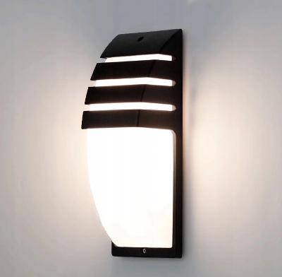 VIKI1 LED - venkovní nástěnné světlo na fasádu domu E27