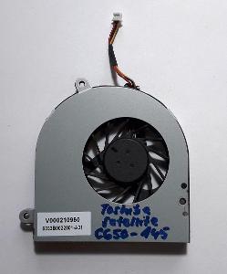 Ventilátor chlazení Toshiba Satellite C650-145 - Záruka - Doklad