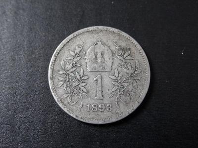 1 Corona 1893