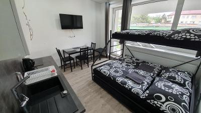Small apartments Denisa Brno - apartmány pro zaměstnance levně