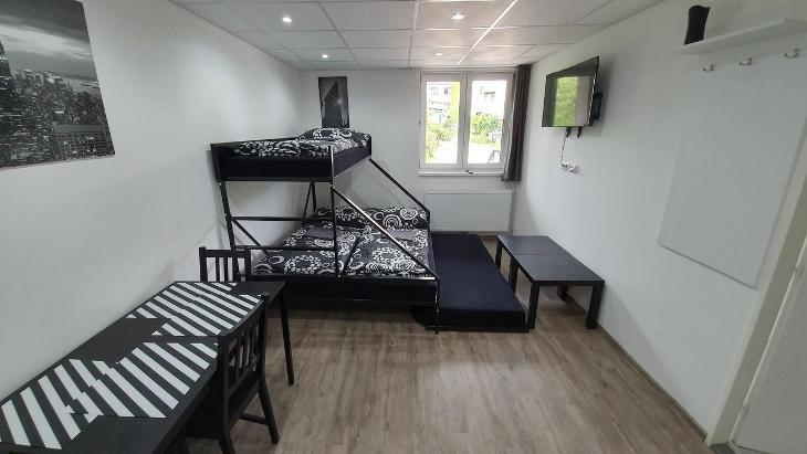 Small apartments Denisa Brno - apartmány pro zaměstnance levně - Příležitostné pobyty