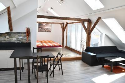 Apartmánové byty Skorkovského Brno - apartmány pro zaměstnance levně