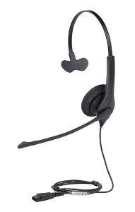 Nová top profesionální značková sluchátka Jabra BIZ 1500, Mono, QD, NC