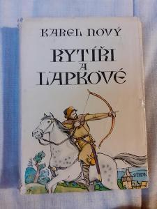Rytíři a lapkové-Karel Nový