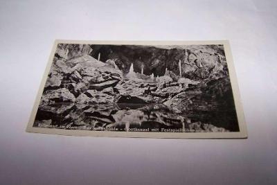 NĚMECKO RUBELAND IM HARZ jeskyně/bk52/