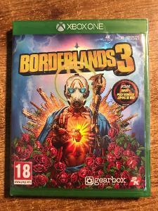 BORDERLANDS 3 - XBOX ONE - ZÁRUKA 2 ROKY