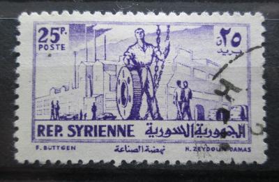 Sýrie 1954 Průmysl Mi# 636 0588