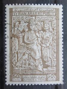 Sýrie 1966 Bohyně Ishtar a Tyche Mi# 948 0588