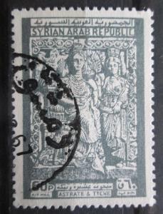Sýrie 1966 Bohyně Ishtar a Tyche Mi# 949 0588