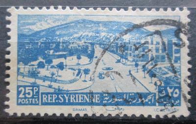 Sýrie 1949 Damašek Mi# 589 0589