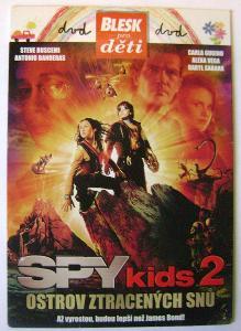 SPY kids 2 - Ostrov ztracených snů